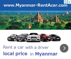 Myanmar rent a car