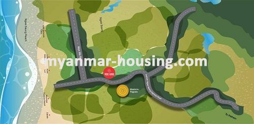 မြန်မာအိမ်ခြံမြေ -ခြံမြေနှင့် စက်ရုံဆက်စပ် ပိုင်ဆိုင်မှုများ property - No.2402 -  -