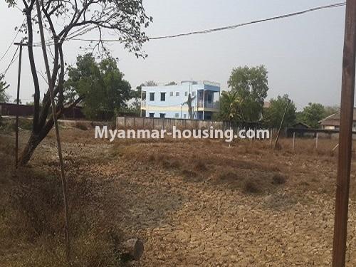 မြန်မာအိမ်ခြံမြေ -ခြံမြေနှင့် စက်ရုံဆက်စပ် ပိုင်ဆိုင်မှုများ property - No.2506 - မြောက်ဒဂုံစက်မှုဇုံတွင် မြေငှါးရန်ရှိသည်။ - building view