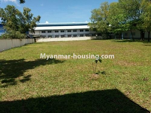 မြန်မာအိမ်ခြံမြေ -ခြံမြေနှင့် စက်ရုံဆက်စပ် ပိုင်ဆိုင်မှုများ property - No.2517 - လှိုင်သာယာဇုန်တွင် စက်ရုံကောင်းကောင်း ငှားရန်ရှိသည်။ -