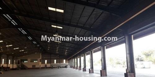 မြန်မာအိမ်ခြံမြေ -ခြံမြေနှင့် စက်ရုံဆက်စပ် ပိုင်ဆိုင်မှုများ property - No.2541 - အင်းစန်းဇုံ (၄)တွင် ဂုံဒေါင်ငှားရန်ရှိသည်။  - another interior view