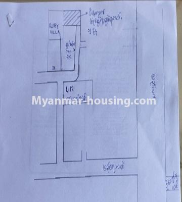 Myanmar real estate - land property - No.2544 - Paternal Land for sale in 7 Mile, Mayangone! - owner's direction