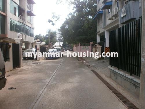 Myanmar Real Estate Yangon City Lanmadaw Condominium Pyone