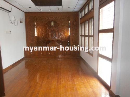 myanmar real estate Yangon City Kamaryut Landed house Nice