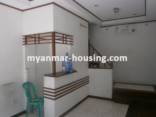 မြန်မာအိမ်ခြံမြေ - ငှားရန် property - No.2533 - N/AView of the downstairs.