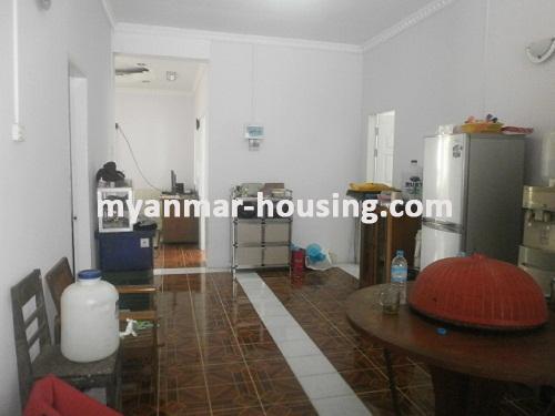 မြန်မာအိမ်ခြံမြေ - ငှားရန် property - No.2655 - N/Athe view of the room