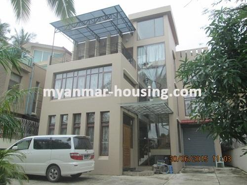 Myanmar home design modern home design for Modern house yangon