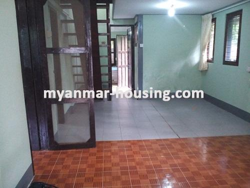 Myanmar real estate - for rent property - No.3001 - Landed House with Reasonable Price located in Mayangone Township! - Downstaris