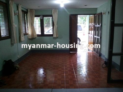 Myanmar real estate - for rent property - No.3001 - Landed House with Reasonable Price located in Mayangone Township! - Downstairs