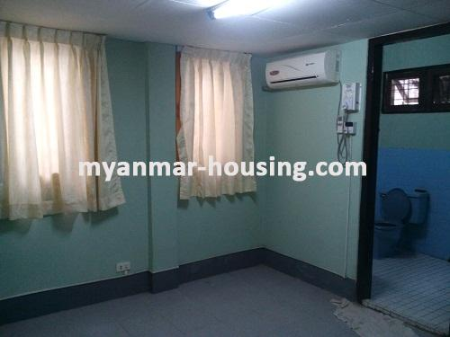 Myanmar real estate - for rent property - No.3001 - Landed House with Reasonable Price located in Mayangone Township! - Master Bed Room