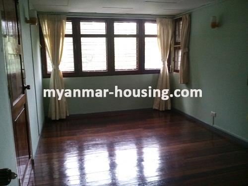 Myanmar real estate - for rent property - No.3001 - Landed House with Reasonable Price located in Mayangone Township! - Single Bed Room