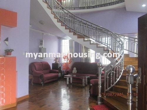မြန်မာအိမ်ခြံမြေ - ငှားရန် property - No.3018 - ဈေးနှုန်းသင့်တင့်သောလုံးချင်းငှားရန်ရှိသည်။