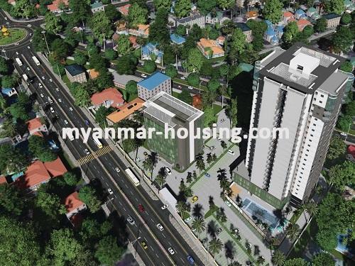 Myanmar real estate yangon city sanchaung - China garden west downtown key west fl ...
