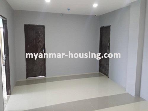 မြန်မာအိမ်ခြံမြေ - ငှားရန် property - No.3731 - မရမ်းကုန်းတွင် လုပ်ငန်းလုပ်ရန်အလွန်ကောင်းမွန််သော လုံးချင်းငှားရန်ရှိသည်။lift view