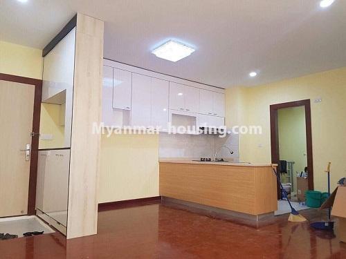 မြန်မာအိမ်ခြံမြေ - ငှားရန် property - No.3998 - စွယ်တော် City တွင် ကွန်ဒိုခန်းကောင်းတစ်ခန်းဌားရန် ရှိသည်။View of the room
