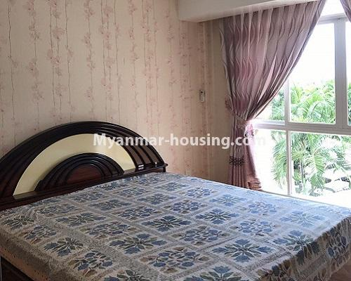 Myanmar real estate - for rent property - No.4013 - Star City Condo room for rent in Thanlyin! - master bedroom