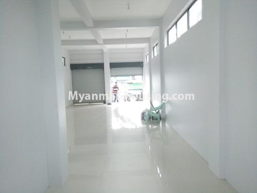 Myanmar real estate - for rent property - No.4068 - A Good Landed house for rent in Insein Township. - hall