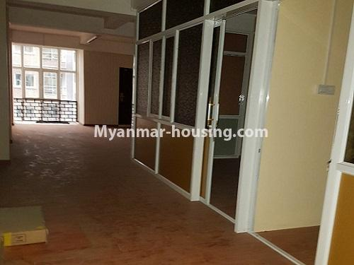 Myanmar real estate - for rent property - No.4125 - A good condominium for rent in Ahlone. - inside
