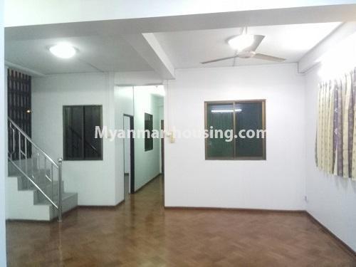 မြန်မာအိမ်ခြံမြေ - ငှားရန် property - No.4181 - တာမွေ ၁၄၇ လမ်းတွင် အိမ်ငှားရန် ရှိသည်။second floor hall