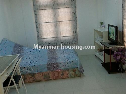 မြန်မာအိမ်ခြံမြေ - ငှားရန် property - No.4205 - ဒေါပုံတွင် ရုံးခန်းငှားရန်ရှိသည်။one master bedroom