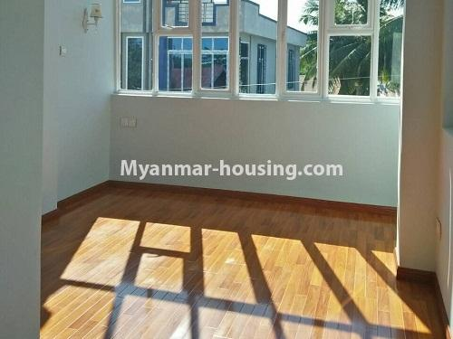 Myanmar real estate - for rent property - No.4236 - Landed House for rent in Thuwana, Thin Gan Gyun Township. - one bedroom view