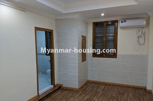 ミャンマー不動産 - 賃貸物件 - No.4239 - E condo room for rent in Dagon! - one master bedroom