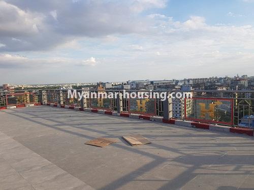 မြန်မာအိမ်ခြံမြေ - ငှားရန် property - No.4261 - တာမွေတွင် ဟော်တယ်ငှားရန် ရှိသည်။road