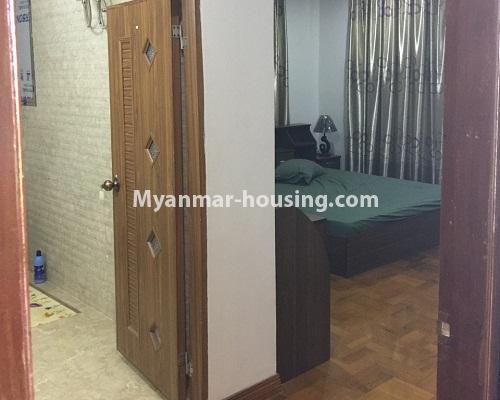 မြန်မာအိမ်ခြံမြေ - ငှားရန် property - No.4304 - မင်္ဂလာတောင်ညွန့်တွင် Green Lake ကွန်ဒိုခန်း ငှားရန်ရှိသည်။master bedroom