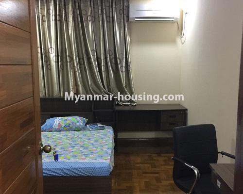 မြန်မာအိမ်ခြံမြေ - ငှားရန် property - No.4304 - မင်္ဂလာတောင်ညွန့်တွင် Green Lake ကွန်ဒိုခန်း ငှားရန်ရှိသည်။single bedroom
