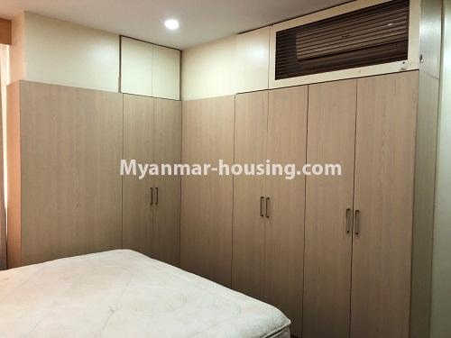 မြန်မာအိမ်ခြံမြေ - ငှားရန် property - No.4313 - မင်္ဂလာတောင်ညွန့် Green Lake ကွန်ဒိုတွင် အခန်းငှားရန်ရှိသည်။single bedrom