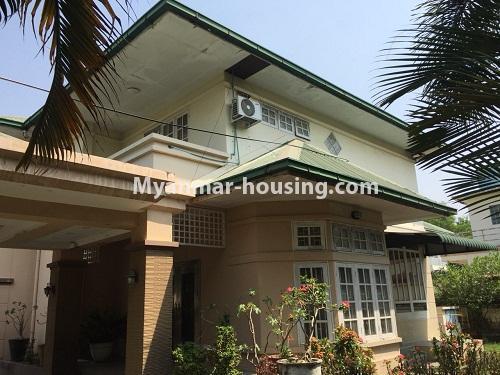 မြန်မာအိမ်ခြံမြေ - ငှားရန် property - No.4321 - တောင်ဥက္ကလာ မြသီတာအိမ်ရာတွင် လုံးချင်းငှားရန်ရှိသည်။ house