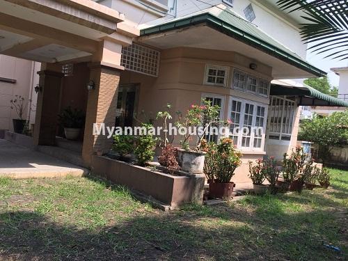 မြန်မာအိမ်ခြံမြေ - ငှားရန် property - No.4321 - တောင်ဥက္ကလာ မြသီတာအိမ်ရာတွင် လုံးချင်းငှားရန်ရှိသည်။ house and lawn