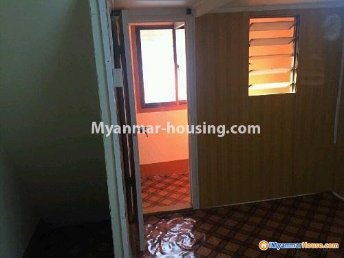 မြန်မာအိမ်ခြံမြေ - ငှားရန် property - No.4353 - တာမွေတွင် တိုက်ခန်း ငှားရန်ရှိသည်။ bedroom