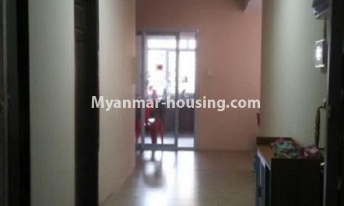 Myanmar real estate - for rent property - No.4364 - Yae Kyaw Complex condo room for rent in Pazundaung! - another bedroom