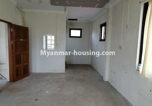 Myanmar real estate - for rent property - No.4375 - Landed house for rent in Thanlyin! - inside view