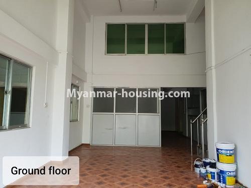 မြန်မာအိမ်ခြံမြေ - ငှားရန် property - No.4376 - ဒေါပုံတွင် ခြောက်ထပ်တိုက် ငှားရန်ရှိသည်။ground floor