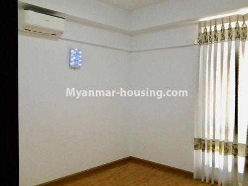 Myanmar real estate - for rent property - No.4398 - Zay Yar Thiri Condominium room for rent in Kamaryut! - single bedroom