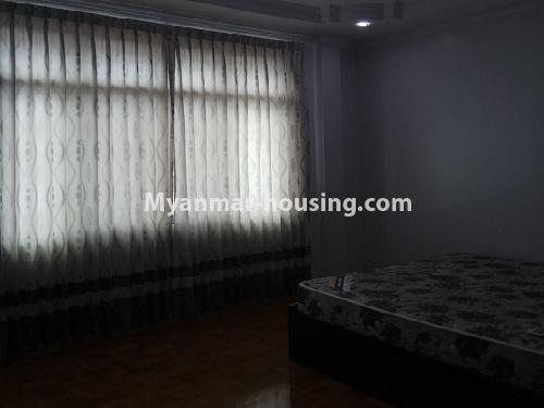 မြန်မာအိမ်ခြံမြေ - ငှားရန် property - No.4403 - သန်လျင်တွင် ပြင်ဆင်ပြီး အိမ်ငှားရန်ရှိသည်။ bed room 3