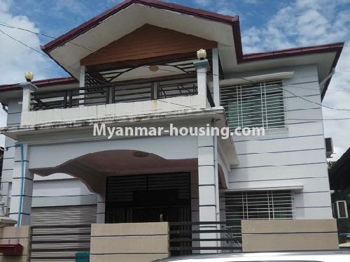 မြန်မာအိမ်ခြံမြေ - ငှားရန် property - No.4403 - သန်လျင်တွင် ပြင်ဆင်ပြီး အိမ်ငှားရန်ရှိသည်။ house