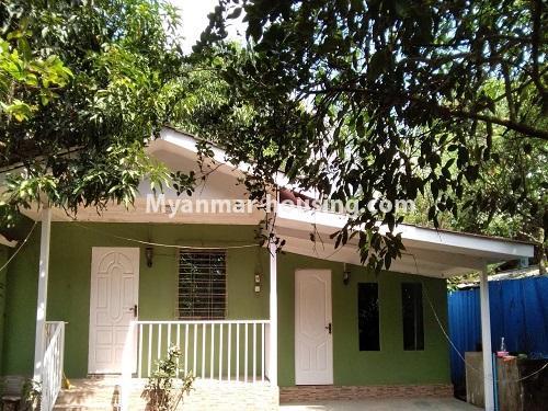 မြန်မာအိမ်ခြံမြေ - ငှားရန် property - No.4404 - မင်္ဂလာဒုံတွင် ပြင်ဆင်ပြီးသား လုံးချင်းငှားရန်ရှိသည်။house