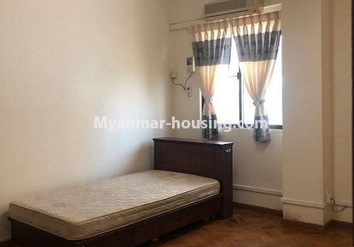 မြန်မာအိမ်ခြံမြေ - ငှားရန် property - No.4411 - မင်္ဂလာတောင်ညွန့် မောင်၀ိတ်ကွန်ဒိုတွင် အခန်းငှားရန်ရှိသည်။single bedroom 1