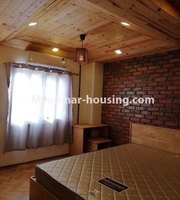 မြန်မာအိမ်ခြံမြေ - ငှားရန် property - No.4442 - ဗိုလ်တစ်ထောင်ဘုရားအနီးတွင် Share room ငှားရန်ရှိသည်။bedroom