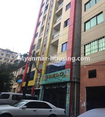မြန်မာအိမ်ခြံမြေ - ငှားရန် property - No.4442 - ဗိုလ်တစ်ထောင်ဘုရားအနီးတွင် Share room ငှားရန်ရှိသည်။building view