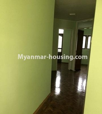 မြန်မာအိမ်ခြံမြေ - ငှားရန် property - No.4455 - သင်္ဃန်းကျွန်း ဆိတ်ငြိမ်ပြီး ပတ်ဝန်းကျင်ကောင်းကောင်းတွင် လုံးချင်းငှားရန်ရှိသည်။upstairs