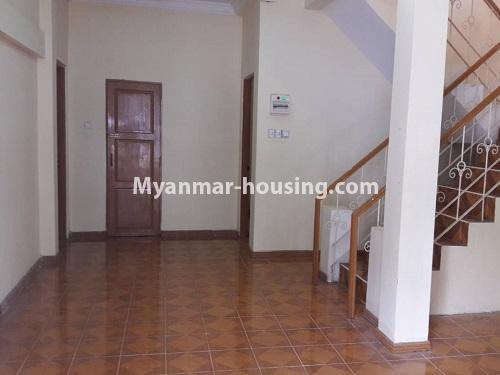 မြန်မာအိမ်ခြံမြေ - ငှားရန် property - No.4477 - မြောက်ဥက္ကလာတွင် နှစ်ထပ်အိပ် ငှားရန်ရှိသည်။ another view of downstairs