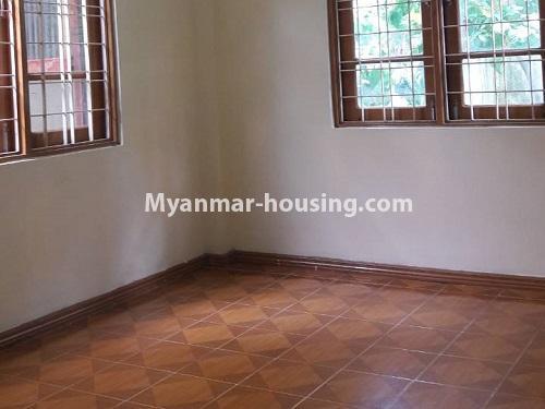မြန်မာအိမ်ခြံမြေ - ငှားရန် property - No.4477 - မြောက်ဥက္ကလာတွင် နှစ်ထပ်အိပ် ငှားရန်ရှိသည်။ bedroom