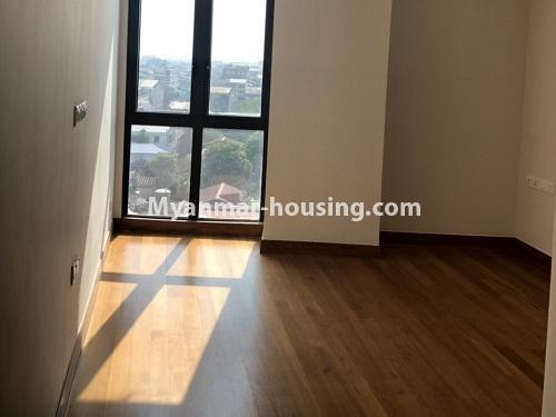 မြန်မာအိမ်ခြံမြေ - ငှားရန် property - No.4480 - စမ်းချောင်း မြတ်မင်္ဂလာကွန်ဒိုတွင် အခန်းငှားရန်ရှိသည်။master bedroom 2