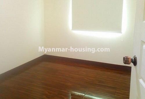 မြန်မာအိမ်ခြံမြေ - ငှားရန် property - No.4488 - တောင်ဥက္ကလာပရတနာလမ်းမကြီးအနီးတွင် ကွန်ဒိုတစ်ခန်းငှားရန်ရှိသည်။single bedroom