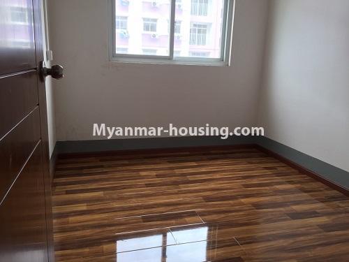 မြန်မာအိမ်ခြံမြေ - ငှားရန် property - No.4498 - ဗိုလ်တစ်ထောင် Time Square တွင် အိပ်ခန်းနှစ်ခန်းနှင့် ကွန်ဒိုခန်းငှားရန် ရှိသည်။single bedroom