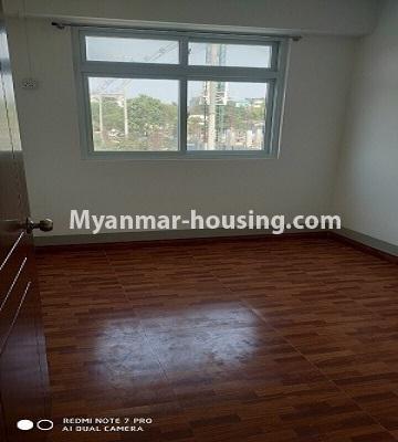 မြန်မာအိမ်ခြံမြေ - ငှားရန် property - No.4504 - ဗိုလ်တစ်ထောင် Time Square တွင် ပထမထပ် ကွန်ဒိုခန်းငှားရန် ရှိသည်။bedroom